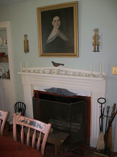 Walpole Fireplace